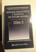 DSM-5. Manuale diagnostico e statistico dei disturbi mentali (copertina rigida)