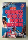 1989 GUINNESS BOOK OF WORLD RECORDS - libro dei primati del mondo-record-curiosità