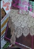 Lavori artistici all'uncinetto. N. 8-10-11-12-13