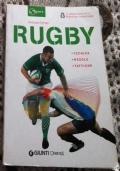 RUGBY Tecnica, regole, tattiche ( di Giuseppe Ferraro Sport Manuale Guida )