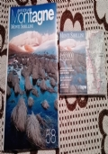 Rivista MERIDIANI MONTAGNE n. 58 - MONTI SIBILLINI con Mappa ( Escursioni Natura NORCIA )