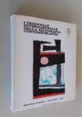 I Triennale internaz. della xilografia contemporanea