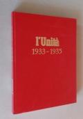 L'Unità. 1933-1935. Ristampa anastatica