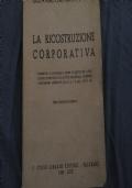 La ricostruzione corporativa