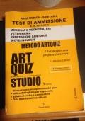 ARTQUIZ STUDIO ED.GIALLA