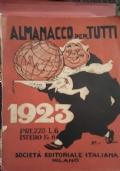 ALMANACCO PER TUTTI 1923
