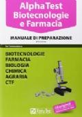 Alpha Test. Biotecnologie e farmacia. Kit di preparazione