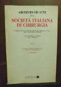 Archivio e atti della Società Italiana di Chirurgia - 89° congresso, Napoli 1987 - Vol. 4°