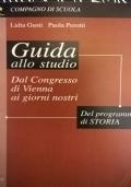 Guida allo studio Del programma di STORIA Dal Congresso di Vienna ai giorni nostri