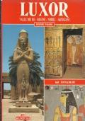 LUXOR - Valle dei re - Regine - Nobili - Artigiani -Colossi di Memnone - Deir-El-Bahari - Medinet Habu - Ramesseum