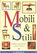 Mobili & stili: guida a riconoscere i pezzi d'epoca