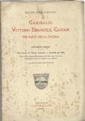 Garibaldi Vittorio Emanuele, Cavour nei fasti della patria documenti inediti