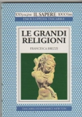Le grandi religioni