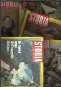 Storia illustrata - 1967 n. 110+113+114+116+117+118+119+121