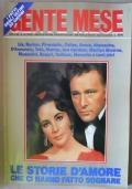 GENTE MESE n. 16 - aprile 1987 - Numero Speciale Le Storie d'Amore che ci hanno fatto sognare