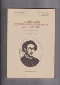 III CONVEGNO INTERNAZIONALE DI STUDI SUL RUZANTE.  Padova 24/25/26 maggio 1990