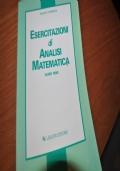 esercitazioni di analisi matematica
