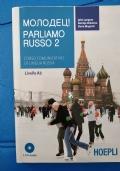 Молодец - Parliamo Russo 2 corso comunicativo di lingua russa