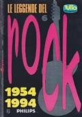 Le leggende del Rock 1954 - 1994 - Tutto Musica & Spettacolo n. 1 -2 -3 - 6