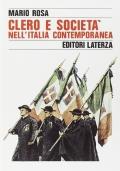 Clero e società nell'italia contemporanea