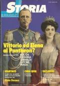 Storia illustrata - 1980 n. 272 ( Vittorio ed Elena, Spartaco, Cuba, Omar Muktar ...)