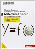 Matematica.bianco. Con Maths in english. Per le Scuole superiori. Con DVD-ROM. Con espansione online: 3