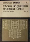 Storia linguistica dell'Italia unita vol. 2