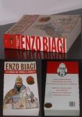 LA STORIA DEI POPOLI A FUMETTI, ENZO BIAGI, Prima edizione Mondadori 2001.