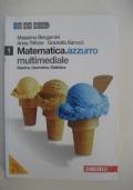 Matematica.azzurro multimediale vol. 1 - algebra,geometria,statistica