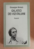 Galateo dei vizi italiani