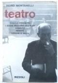 Teatro. Viva la dinamite!; I sogni muoiono all'alba; Kibbutz; Resisté; Cesare e Silla