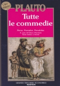 Tutte le commedie, Volume 4