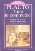 Tutte le commedie. Volume 1