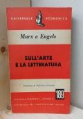 SULL'ARTE E LA LETTERATURA