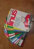 Linus annata 1990  12 numeri