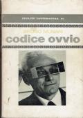 Codice ovvio.Bruno Munari.Einaudi.1971