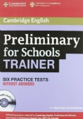 Preliminary for school trainer. Practice test without answers. e professionali. Con CD Audio. Con espansione online