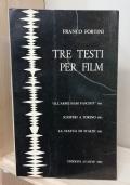 TRE TESTI PER FILM