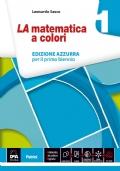 La matematica a colori 1 (edizione azzurra per il primo biennio)