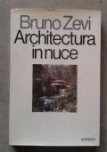 ARCHITECTURA IN NUCE