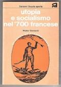 Utopia e socialismo nel '700 francese