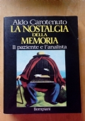 La nostalgia della memoria: il paziente e l' analista