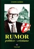 Rumor Politico  Cristiano + romanzo in omaggio