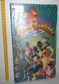 POWER RANGERS 1994 Saban Merlin - album figurine