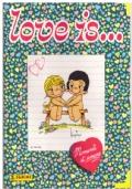 LOVE IS ... MOMENTI D'AMORE 1991 Panini - album figurine + adesive