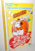 ISIDORO E SONJA IN UNA STORIA GATTOSA 1985 ed blu - album figurine