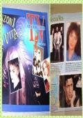 TV RADIOCORRIERE - LE CANZONI DELLA NOSTRA VITA 1987 album figurine completo