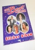 THE BEST COLLECTION 1993 edigamma - album figurine vuoto