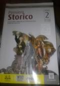 PENSIERO STORICO VOLUME 2 DALL'ANTICO REGIME ALL'IMPERIALISMO (XVIII-XIX) + DVD  Corso di storia per il triennio