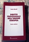 Diritto processuale dell'Unione Europea